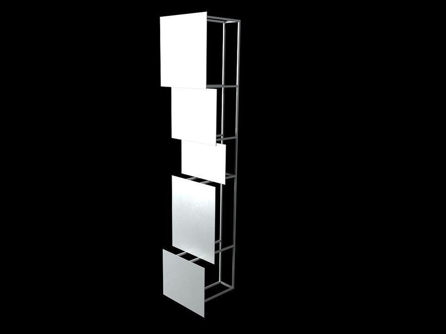 布克瓦 royalty-free 3d model - Preview no. 8