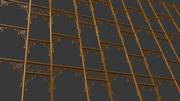 Metal Partition 3d model