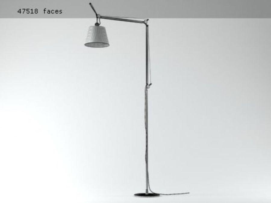 Tolomeo Mega royalty-free 3d model - Preview no. 5
