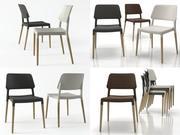 벨로 치 의자 3d model