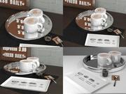 Shiny Coffee yenileme 3d model