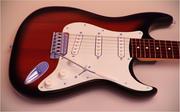 Fender Stratocaster 3d model