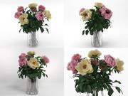 Flowers 03 3d model