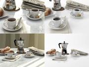 コーヒーカップ 3d model