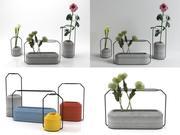 Weight Vases 3d model