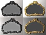 Espelho de Paris 3d model