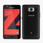 Smartphone Samsung Z4 3d model