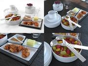 Set petit déjeuner 02 3d model