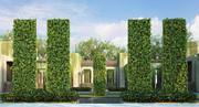 垂直花园17 3d model