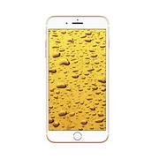 iPhone Plus金色 3d model