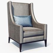 Niba home - Victor chair 3d model