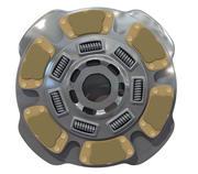 Disco de embreagem 3d model