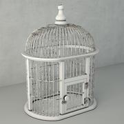Декоративная клетка для птиц от ZARA HOME 3d model