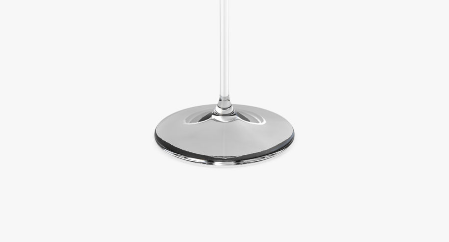 Воздушный шар бокал для вина royalty-free 3d model - Preview no. 11