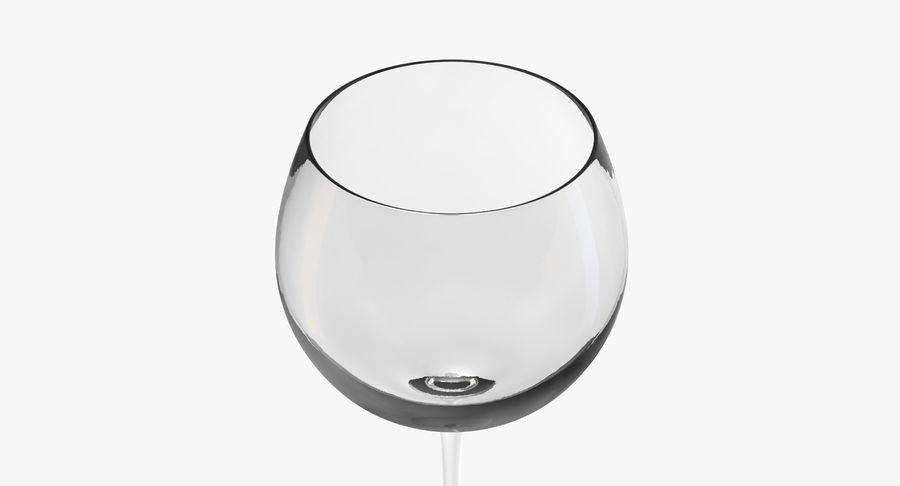 Воздушный шар бокал для вина royalty-free 3d model - Preview no. 4