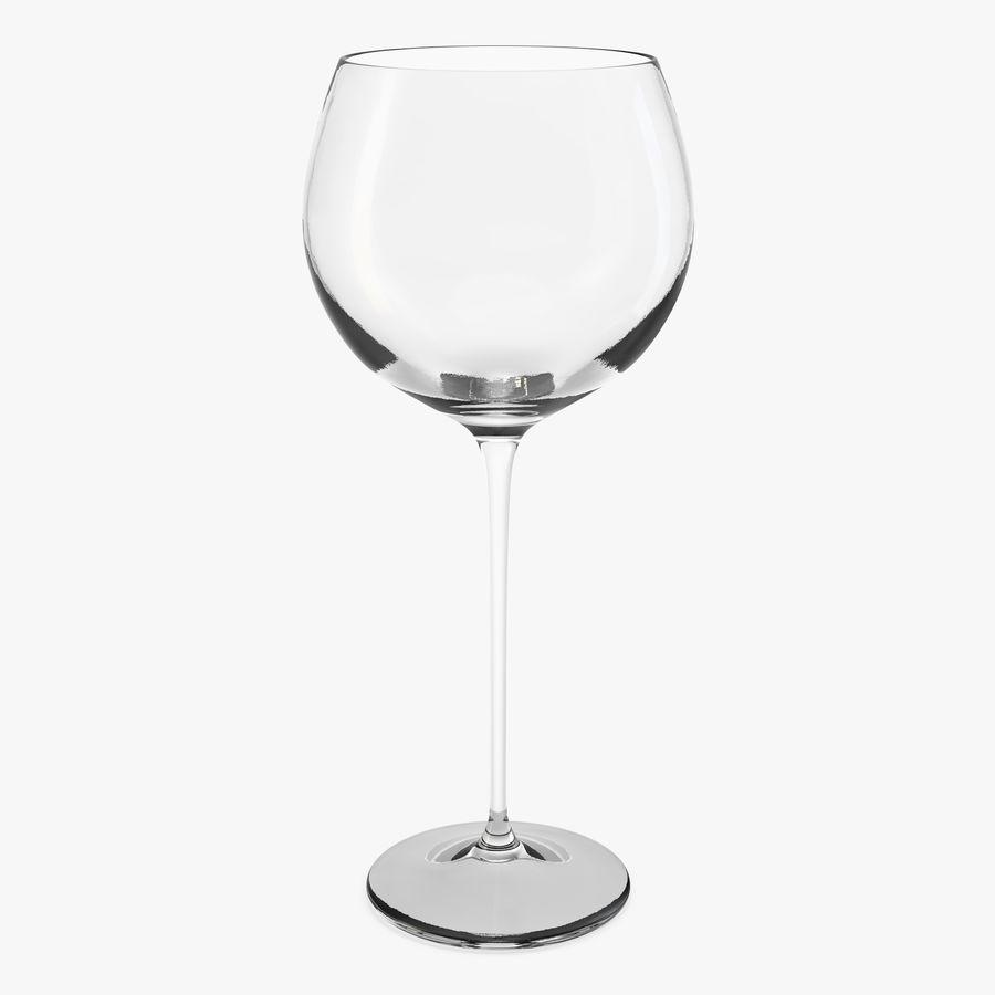 Воздушный шар бокал для вина royalty-free 3d model - Preview no. 1