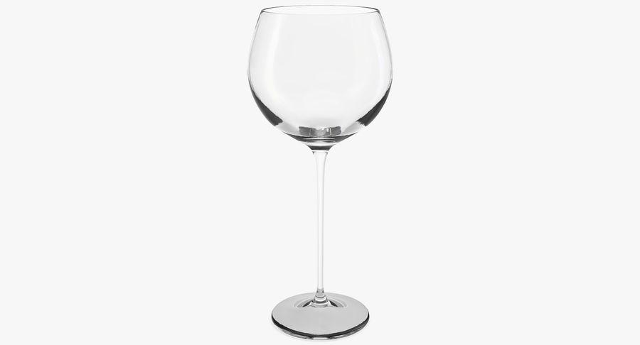 Воздушный шар бокал для вина royalty-free 3d model - Preview no. 2