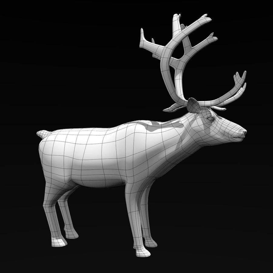 動物コレクション royalty-free 3d model - Preview no. 130