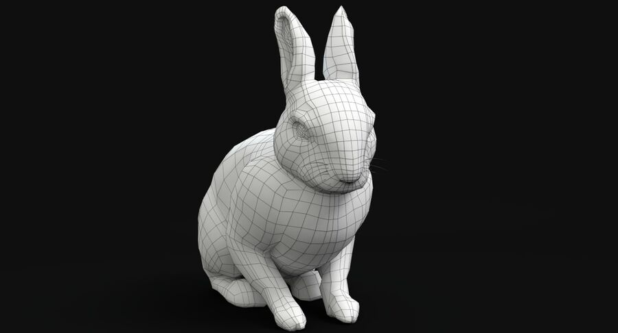 動物コレクション royalty-free 3d model - Preview no. 11