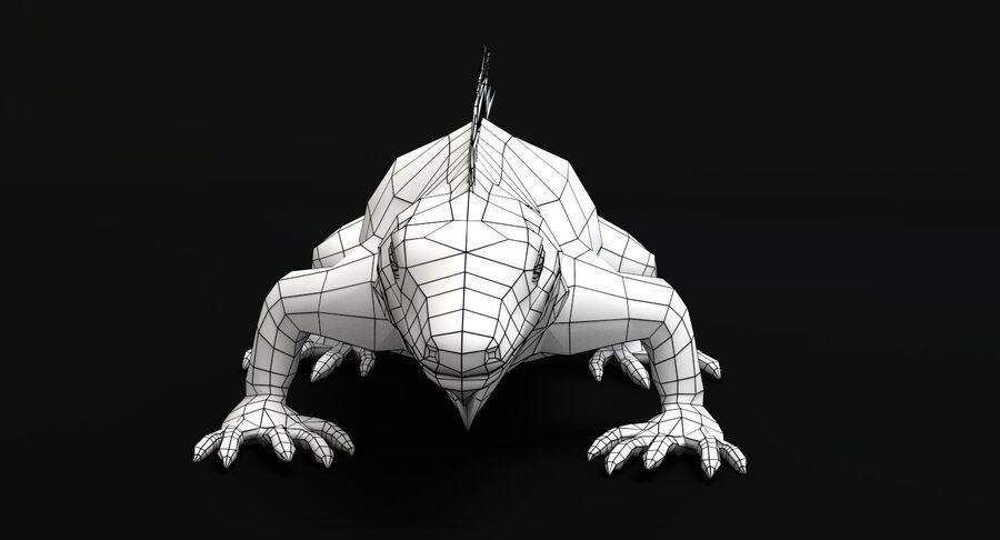 動物コレクション royalty-free 3d model - Preview no. 114