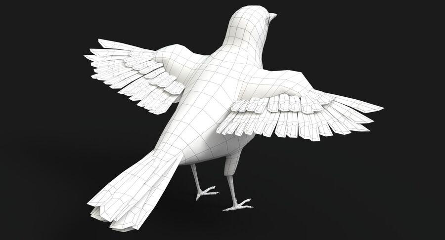 動物コレクション royalty-free 3d model - Preview no. 80