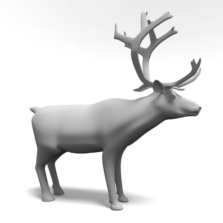 動物コレクション royalty-free 3d model - Preview no. 129