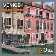 Venedik 3d model