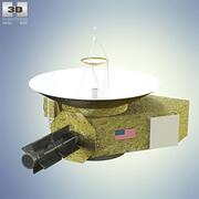 Nouveaux horizons 3d model