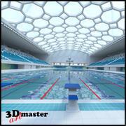 Basen olimpijski 2 3d model