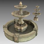 Fontaine 3d model