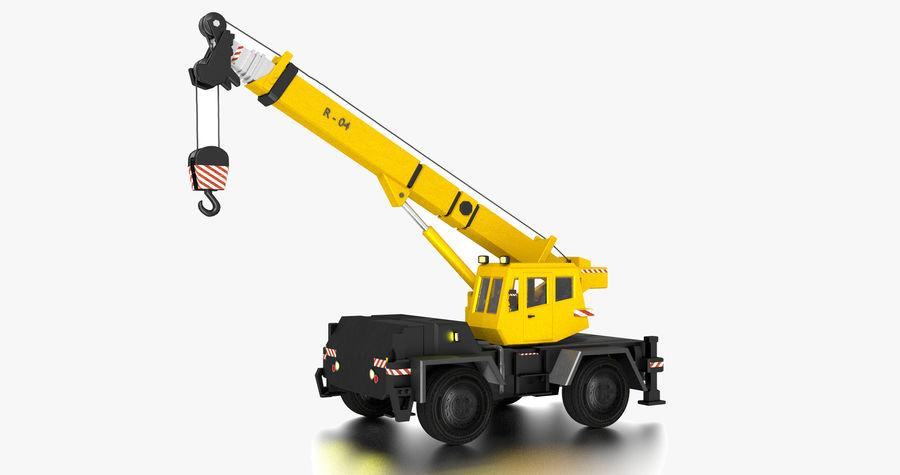 Crane royalty-free 3d model - Preview no. 1