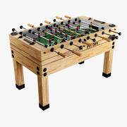 Fortuna Tournament Profi Table Soccer 3d model