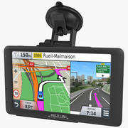 Car GPS Magellan RoadMate 6630T LM 3d model