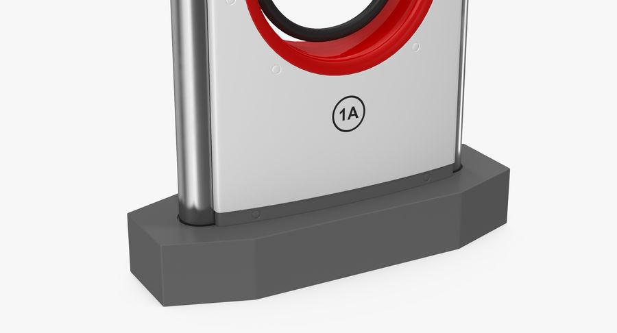 特斯拉增压器 royalty-free 3d model - Preview no. 6