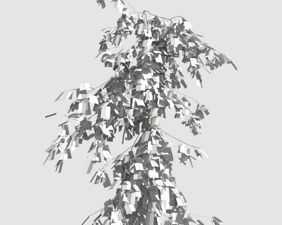 Climbing Plants Collection (+GrowFX) 2 royalty-free 3d model - Preview no. 13