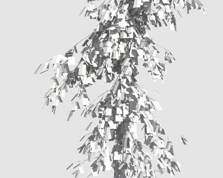 Коллекция Скалолазных Растений (+ GrowFX) 2 royalty-free 3d model - Preview no. 14