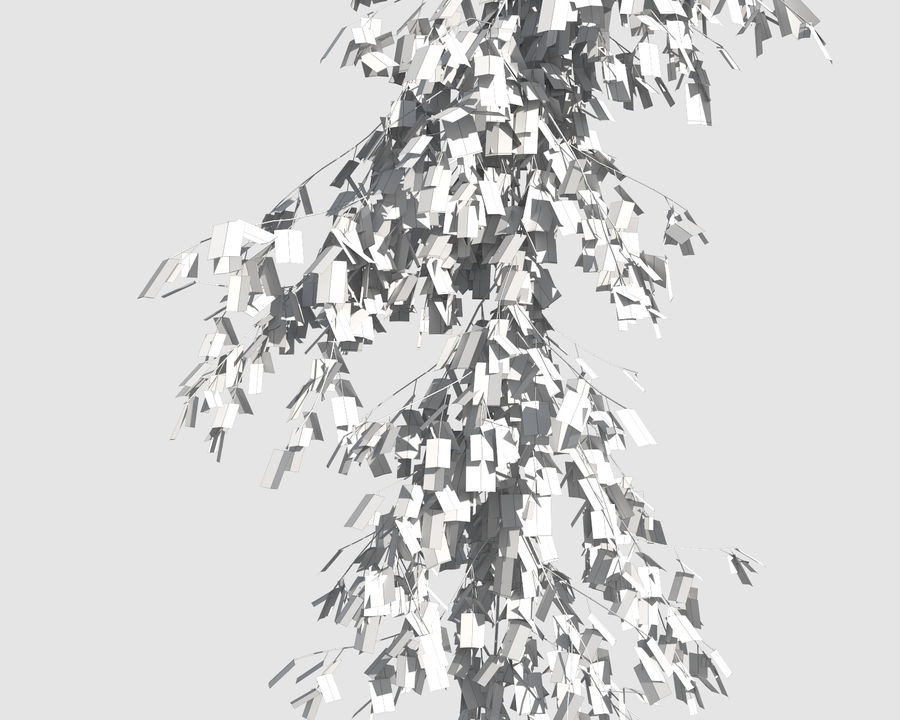 Climbing Plants Collection (+GrowFX) 2 royalty-free 3d model - Preview no. 14