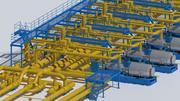 Фабрика 06 3d model