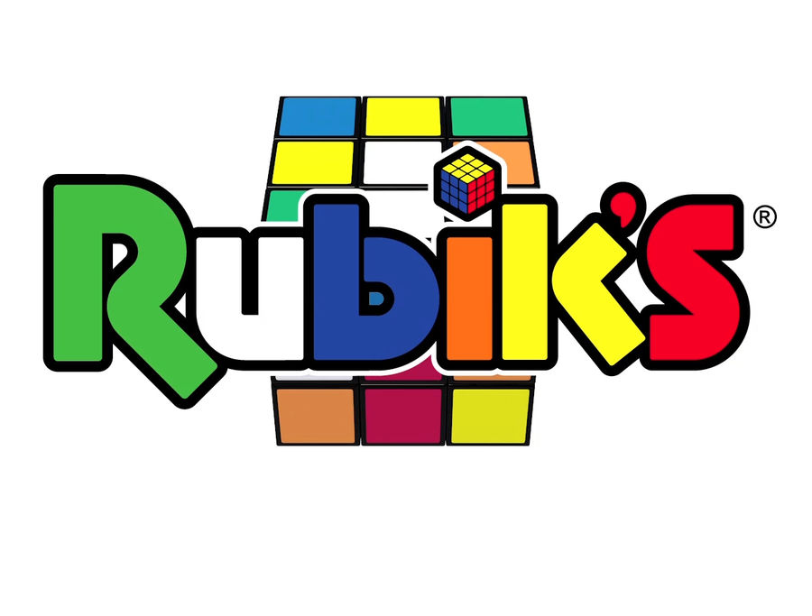 Rubiks Cube royalty-free 3d model - Preview no. 4