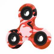 Kırmızı kamuflaj 3d model