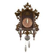 Relojes de cuco con tallas modelo 3d