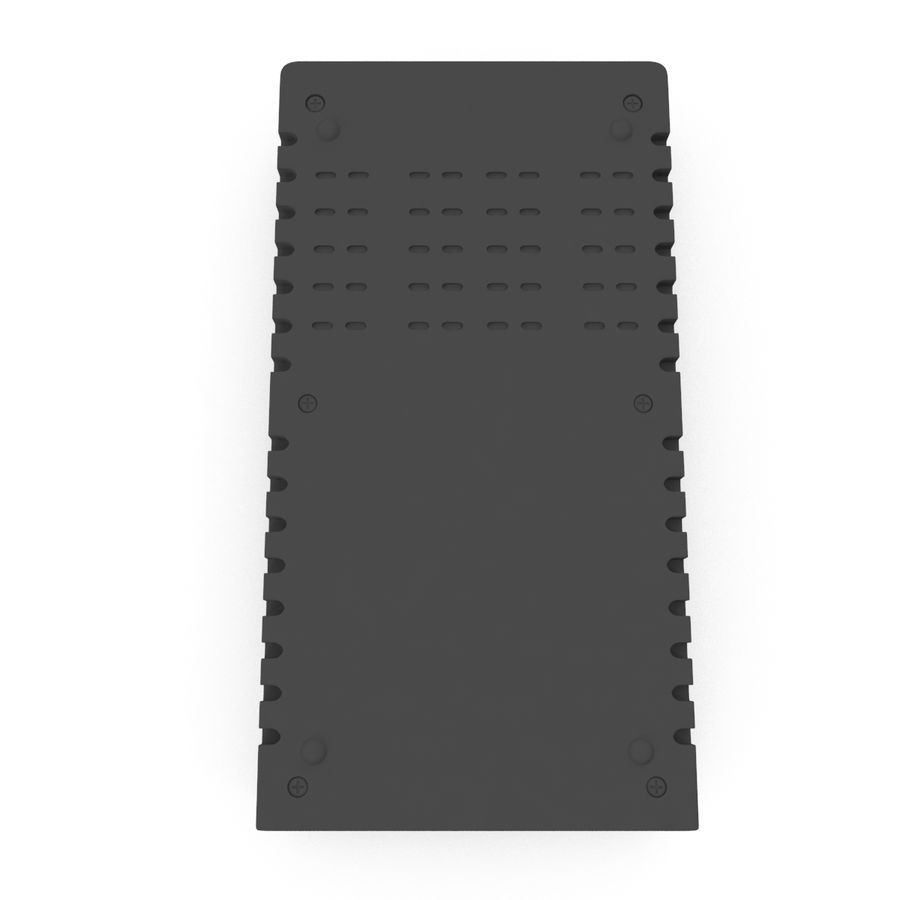 Battery Charger royalty-free 3d model - Preview no. 13