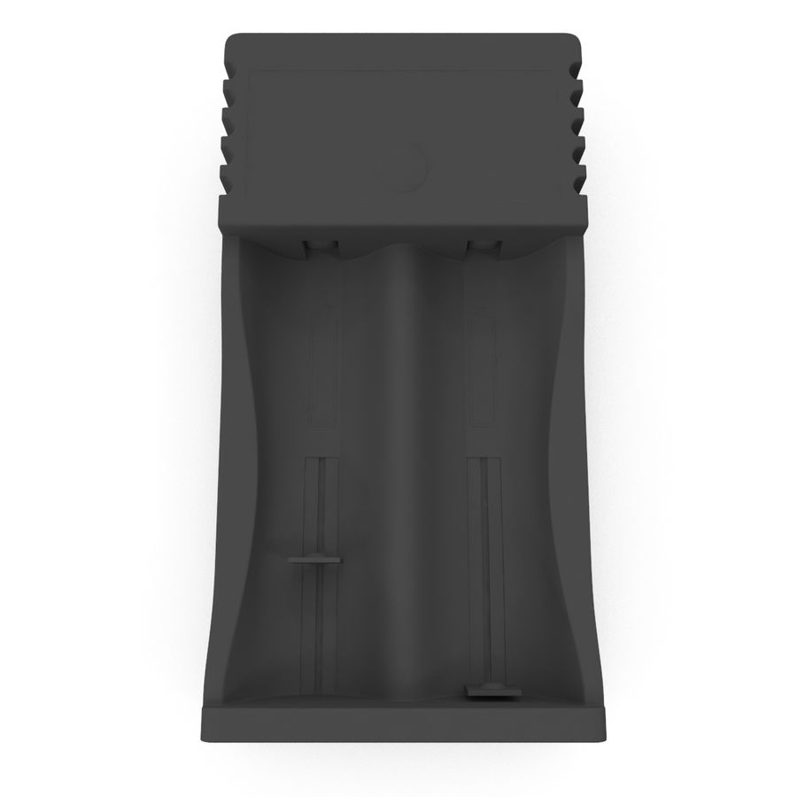 Battery Charger royalty-free 3d model - Preview no. 12