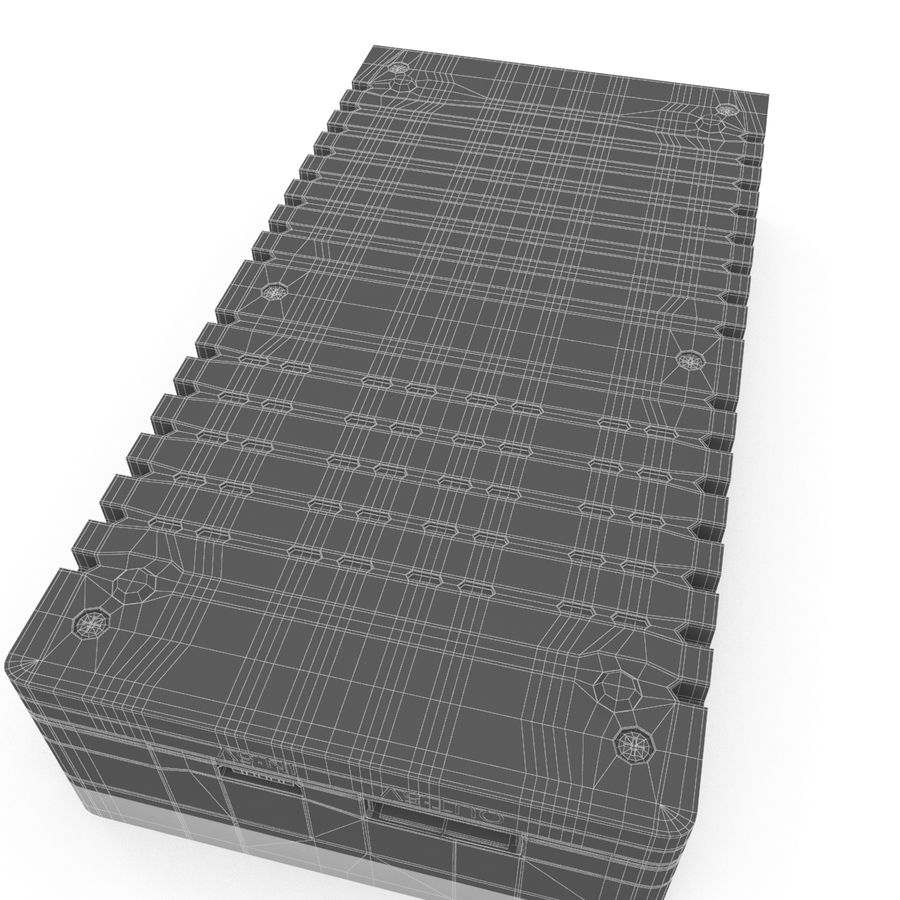 Battery Charger royalty-free 3d model - Preview no. 19