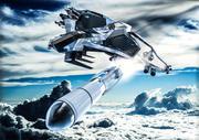 Jet Fighter 3d model