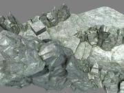 山3D模型C 3d model