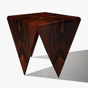 Petala Side Table 3d model