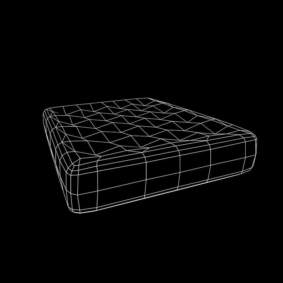 扶手椅棕色 royalty-free 3d model - Preview no. 24