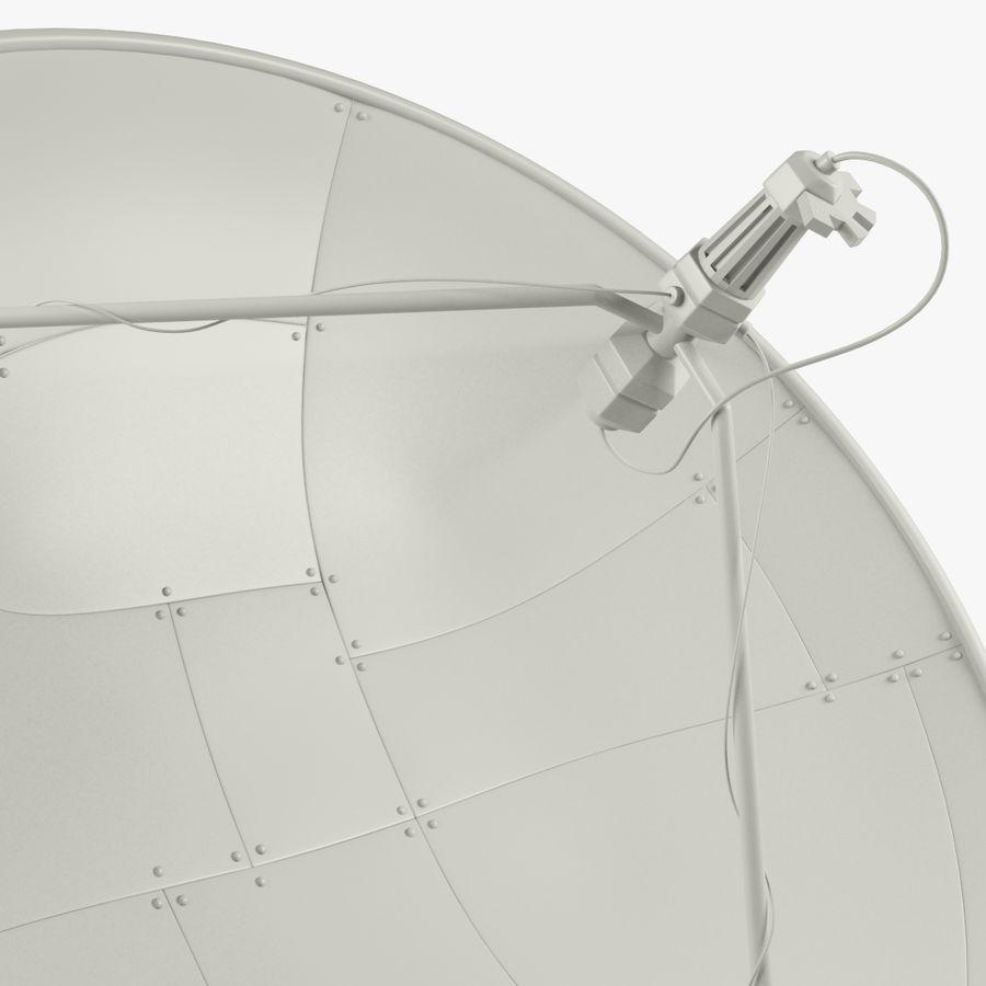 Antena satelitarna duża royalty-free 3d model - Preview no. 11