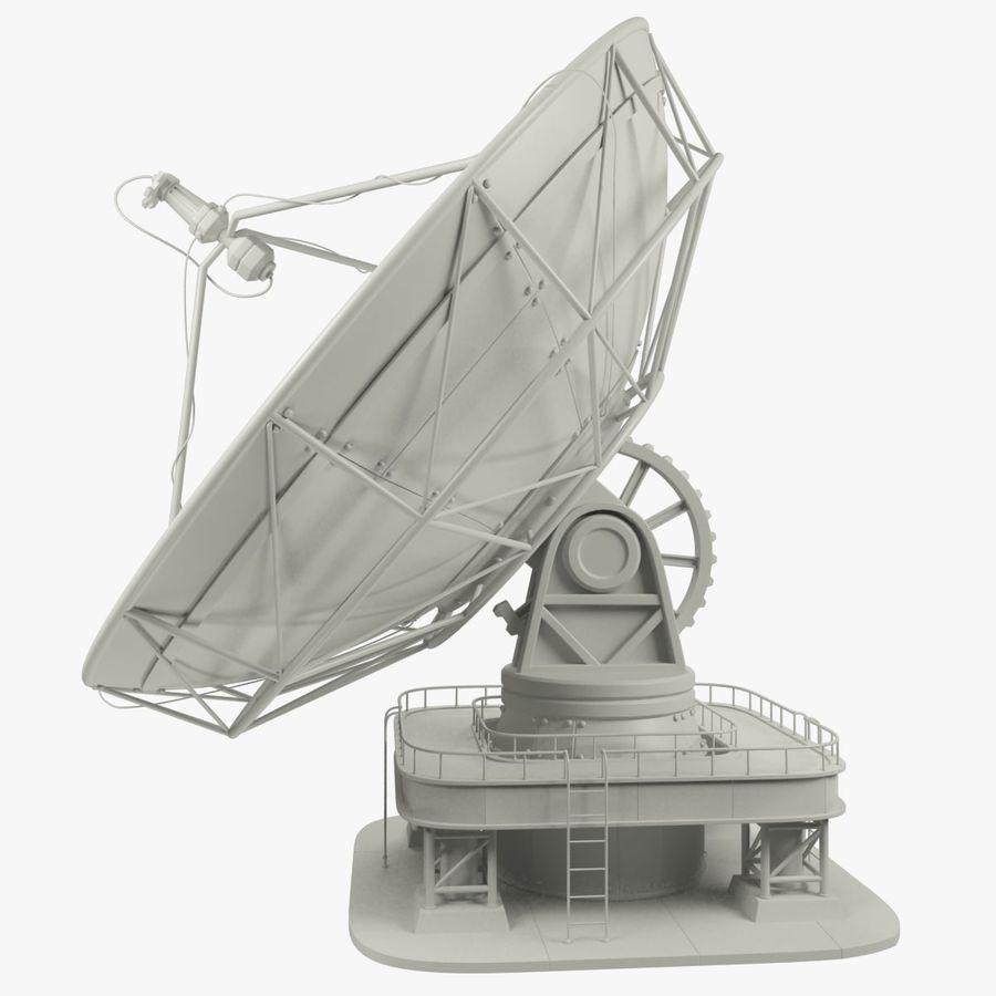 Antena satelitarna duża royalty-free 3d model - Preview no. 6
